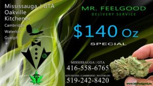 32568740 140 oz weedmaps Mississauga kitchener Oakville cambridge waterloo ontario marijuana cannabis weed marijuana dispensary special best delivery service