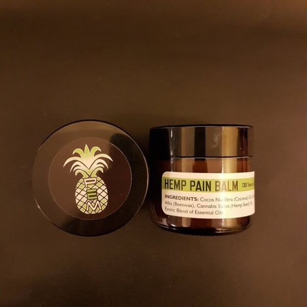 82373797 Hemp Pain Balm Quad strain Weed Bud Dispensary weedmaps Canna West CannaWest Toronto GTA Greater Area Etobicoke North East York Downtown cannabis special delivery
