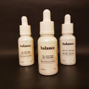 86812591 CBD Tincture by Balance 600mg Quad strain Weed Bud Dispensary weedmaps Canna West CannaWest Toronto GTA Greater Area Etobicoke North East York Downtown cannabis special delivery