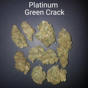 87307599 Platinum Green Crack