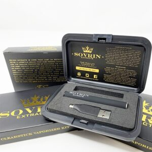 96288665 Soverign battery kit charger Soverign vape pens cartridges cannabis distillate extract toronto mississauga niagara st catharines kitchener THC ClearStick